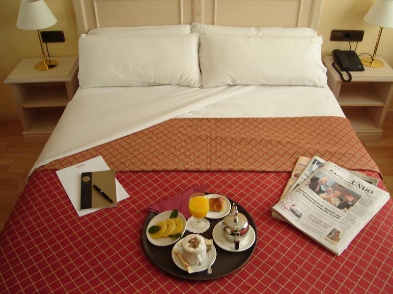 amaral hotel madrid centro
