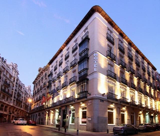 Lusso Infantas Hotel Centro Madrid
